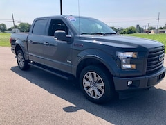 Used 2017 Ford F-150 XLT Truck in Bryan, OH