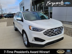 New 2020 Ford Edge Titanium Crossover for sale in Bryan OH