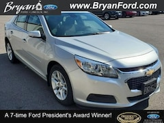 Used 2015 Chevrolet Malibu LT Sedan in Bryan, OH