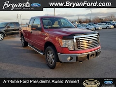 Used 2010 Ford F-150 XLT Truck in Bryan, OH