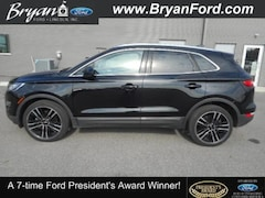 Used 2017 Lincoln MKC Reserve Lincoln  SUV All-Wheel Drive with Locking an