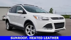 2016 Ford Escape SE FORD  SUV FRONT-WHEEL DRIVE WITH LIMITED-SLI