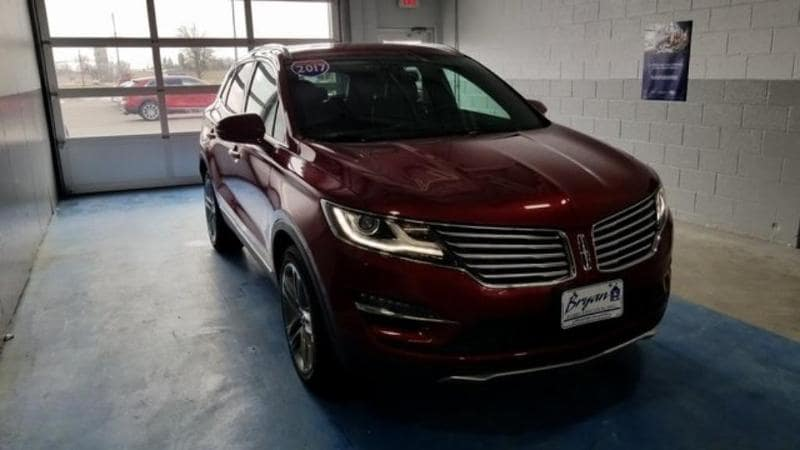2017 Lincoln MKC Reserve LINCOLN  SUV ALL-WHEEL DRIVE WITH LOCKING AN
