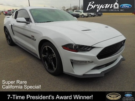 2020 Ford Mustang GT Premium Ford  Coupe Rear-Wheel Drive with Limited-Sl