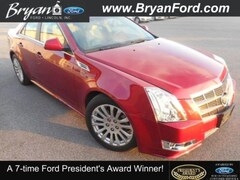 2010 Cadillac CTS Performance Cadillac  Sedan All-Wheel Drive with Locking