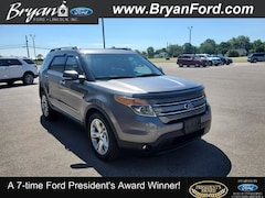 2013 Ford Explorer Limited Ford  SUV Front-Wheel Drive