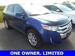 2014 Ford Edge Limited Ford  SUV Front-Wheel Drive