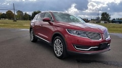 Used 2016 Lincoln MKX Reserve Lincoln  SUV All-Wheel Drive with Locking Di