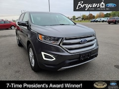 2017 Ford Edge SEL Ford  SUV Front-Wheel Drive with Limited-Sli