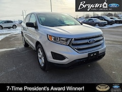 2018 Ford Edge SE Ford  SUV All-Wheel Drive with Locking and L