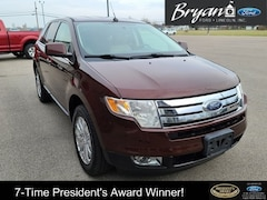 2010 Ford Edge Limited Ford  SUV All-Wheel Drive with Locking Diffe