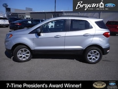 2020 Ford EcoSport SE Ford  SUV Four-Wheel Drive with Locking and
