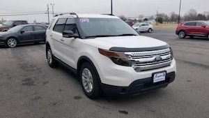 Used 2013 Ford Explorer For Sale at Bryan Lincoln, Inc