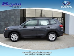 New 2020 Subaru Forester Base Model SUV 10109 in Metairie, LA
