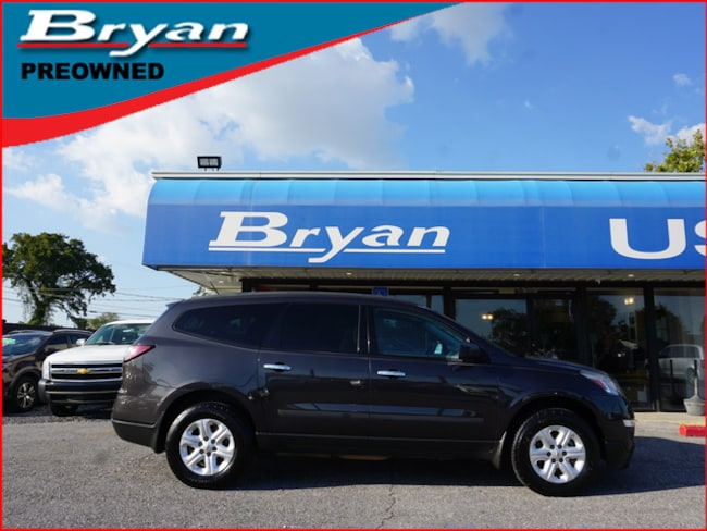 Used 2015 Chevrolet Traverse LS FWD SUV for sale in Metairie, Louisiana