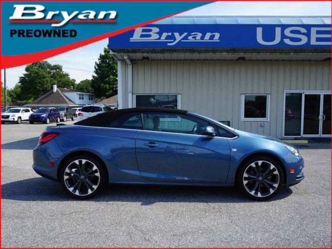 Used 2016 Buick Cascada Premium Convertible for sale in Metairie, Louisiana