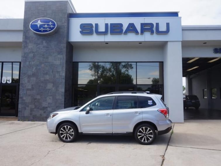 Certified Pre-Owned 2017 Subaru Forester 2.0XT Touring SUV for sale Metairie, Louisiana