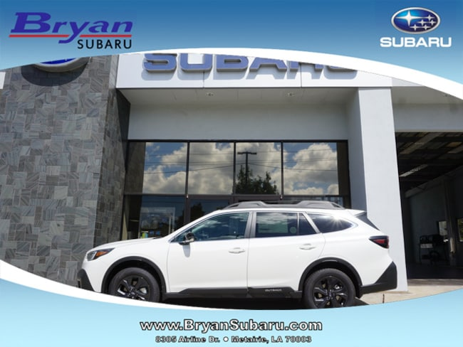 New 2020 Subaru Outback Onyx Edition XT SUV 9859 for sale in Metairie, LA