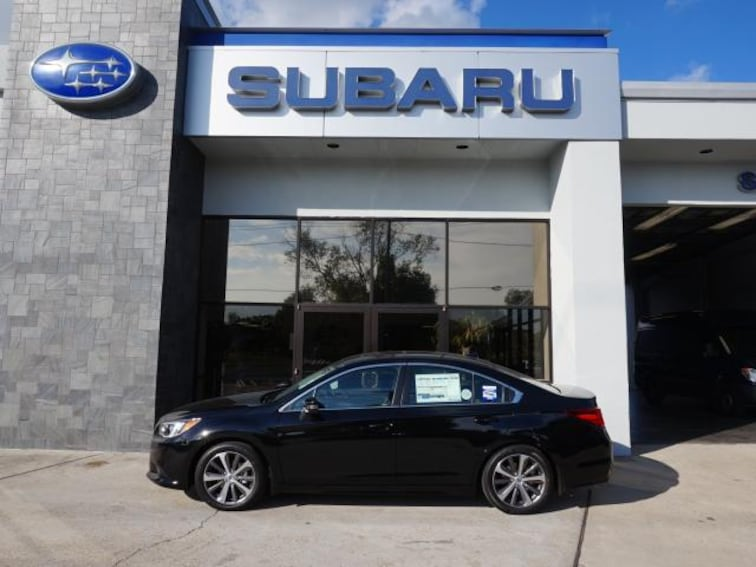 Certified Pre-Owned 2017 Subaru Legacy 2.5i Limited Sedan for sale Metairie, Louisiana