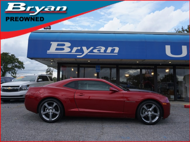 Used 2013 Chevrolet Camaro LT w/2LT Coupe for sale in Metairie, Louisiana