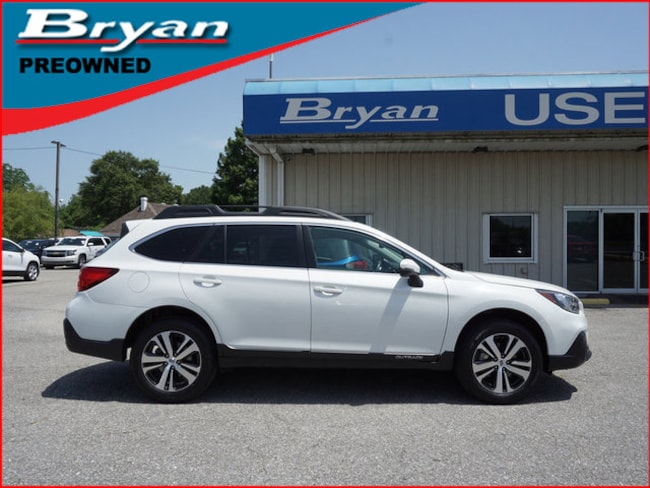 Used 2018 Subaru Outback 2.5i Limited SUV for sale in Metairie, Louisiana