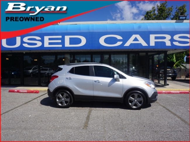 Used 2014 Buick Encore FWD SUV for sale in Metairie, Louisiana