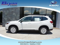 New 2020 Subaru Forester Base Model SUV 10241 in Metairie, LA