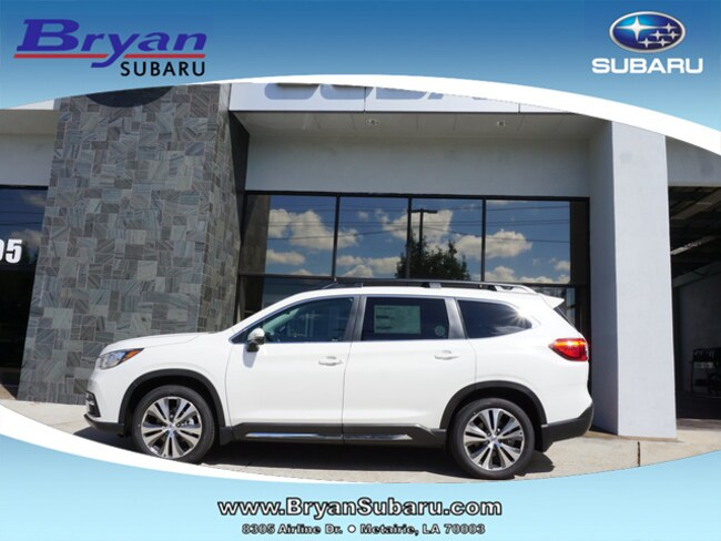 New 2020 Subaru Ascent Limited 7-Passenger SUV 9856 for sale in Metairie, LA