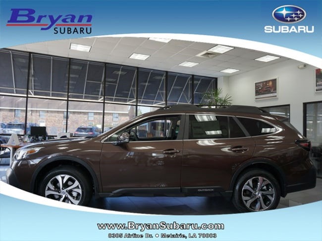 New 2020 Subaru Outback Limited SUV 9839 for sale in Metairie, LA