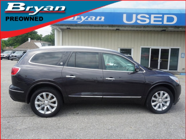 Used 2016 Buick Enclave Premium FWD SUV for sale in Metairie, Louisiana