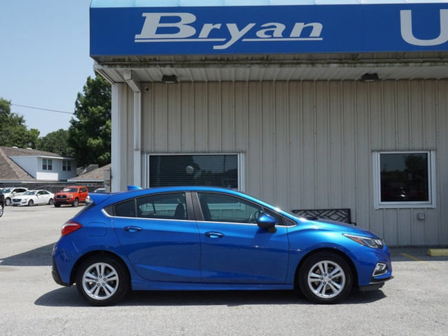 Certified Pre-Owned 2017 Chevrolet Cruze LT Hatchback for sale Metairie, Louisiana