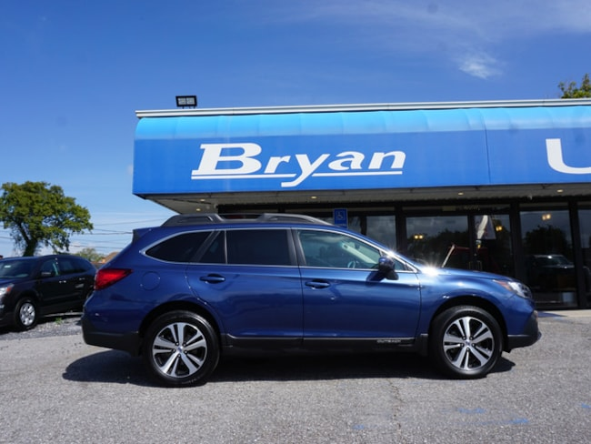 Used 2019 Subaru Outback 2.5i Limited SUV for sale in Metairie, Louisiana