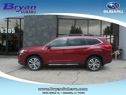 Featured New 2021 Subaru Ascent Limited 7-Passenger SUV 10433 for Sale in Metairie, LA