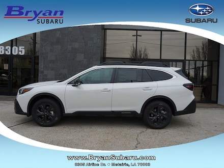 Featured New 2021 Subaru Outback Onyx Edition XT SUV 10932 for Sale in Metairie, LA