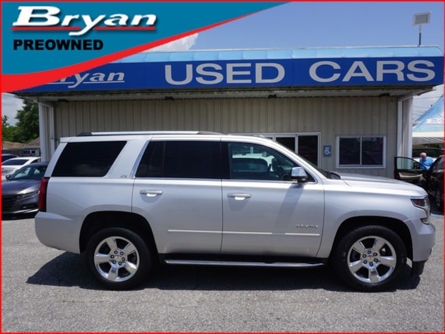 Used 2015 Chevrolet Tahoe LTZ 2WD SUV for sale in Metairie, Louisiana