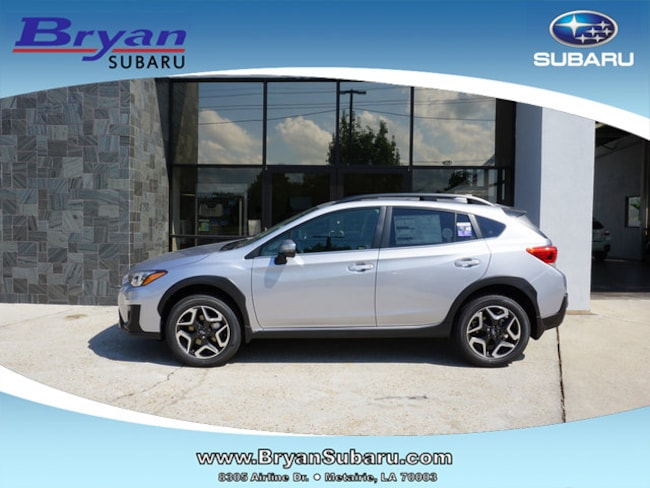 New 2019 Subaru Crosstrek 2.0i Limited SUV 9732 for sale in Metairie, LA