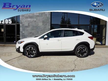 Featured New 2021 Subaru Crosstrek Limited SUV 10688 for Sale in Metairie, LA