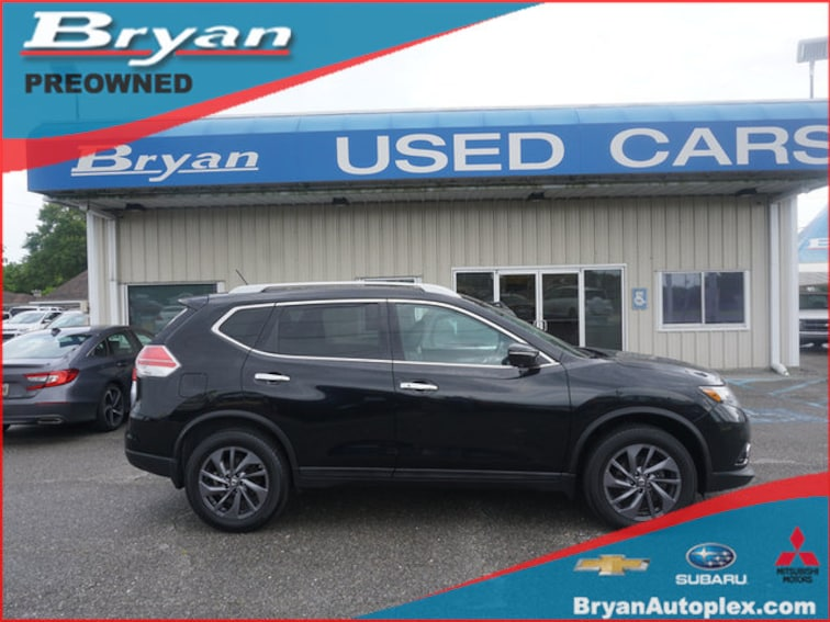 Nissan Of New Orleans >> Used 2016 Nissan Rogue Suv For Sale In Metairie La Near New Orleans Kenner Marrero Harvey La Vin 5n1at2mv8gc848886