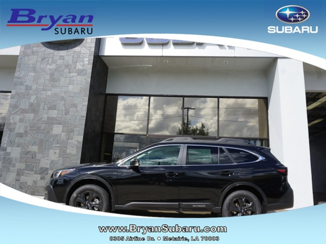 New 2020 Subaru Outback Onyx Edition XT SUV 9869 for sale in Metairie, LA