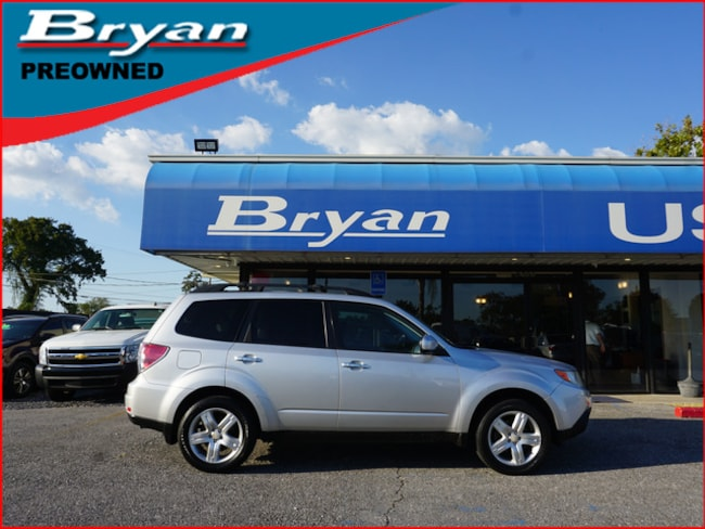 Used 2009 Subaru Forester X w/Premium Pkg SUV for sale in Metairie, Louisiana