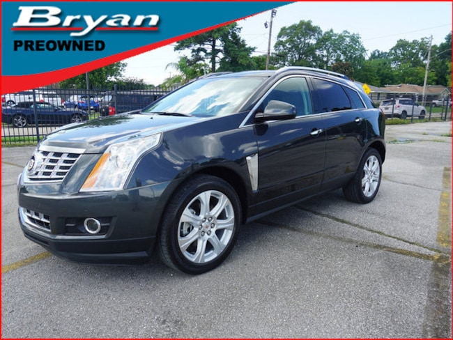 Used 2016 CADILLAC SRX Perf Collection FWD SUV for sale in Metairie, Louisiana