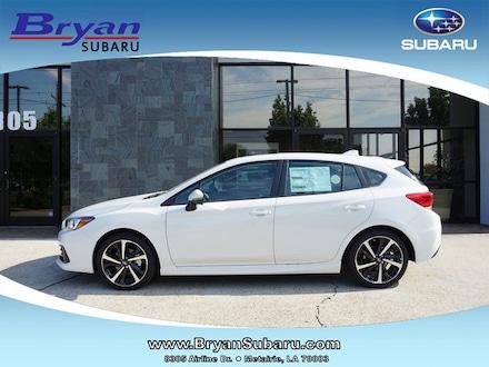 Featured New 2020 Subaru Impreza Sport 5-door 10372 for Sale in Metairie, LA
