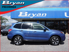 Used 2017 Subaru Forester 2.5i Limited JF2SJAJC4HH520785 in Metairie, LA