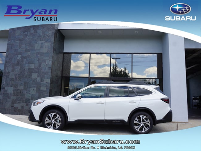New 2020 Subaru Outback Limited SUV 9863 for sale in Metairie, LA