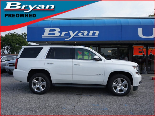 Used 2016 Chevrolet Tahoe LT 2WD SUV for sale in Metairie, Louisiana