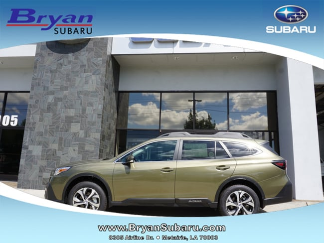 New 2020 Subaru Outback Limited SUV 9845 for sale in Metairie, LA