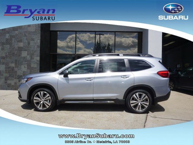 New 2020 Subaru Ascent Limited 7-Passenger SUV 9835 for sale in Metairie, LA