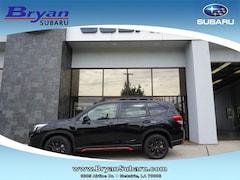 New 2020 Subaru Forester Sport SUV 9895 in Metairie, LA