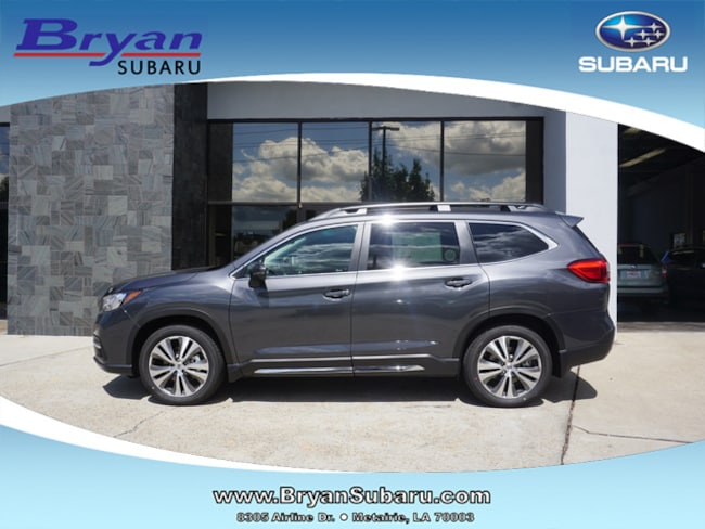 New 2020 Subaru Ascent Limited 7-Passenger SUV 9838 for sale in Metairie, LA