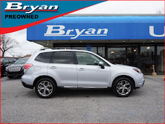 Used 2017 Subaru Forester 2.5i Touring JF2SJAWC3HH418807 in Metairie, LA